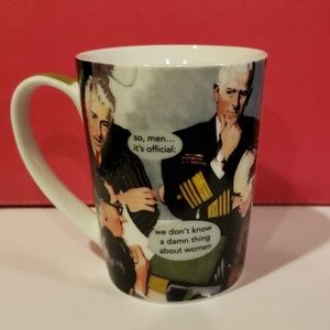 Taint or with a twist mug by Anne Taintor, inc..
